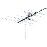 Winegard HD7084P Outdoor HDTV Antenna - VHF, UHF, FM